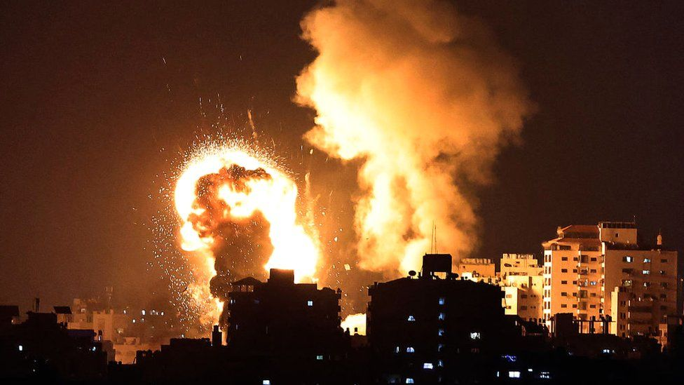Israel murders 22 Palestinians, counting 9 children, in Gaza air strikes