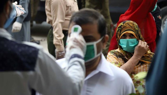 In Pakistan, 120 more die from coronavirus